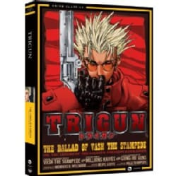 Trigun: Complete Series (DVD)