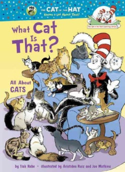 What Cat Is That? (Hardcover)