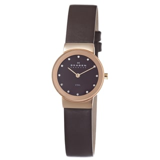 Skagen Women's Rose-goldtone Steel Watch