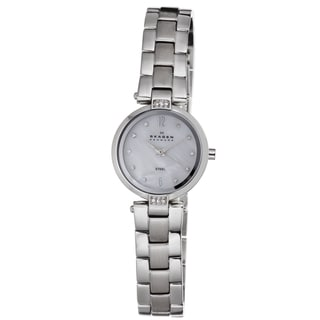 Skagen Women's Stainless-Steel Crystal Fashion Watch