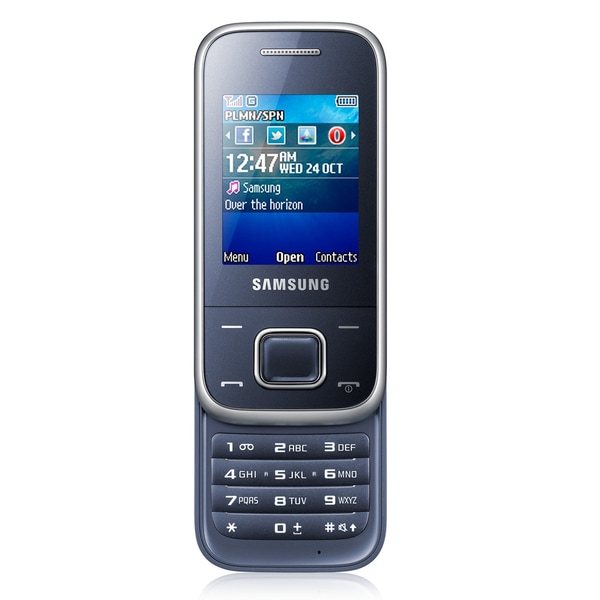 Samsung E2350 GSM Unlocked Cell Phone