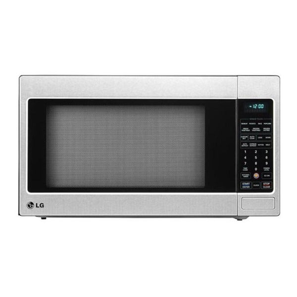 LG 2-cubic-foot Countertop TrueCookPlus and EZ Clean Microwave Oven