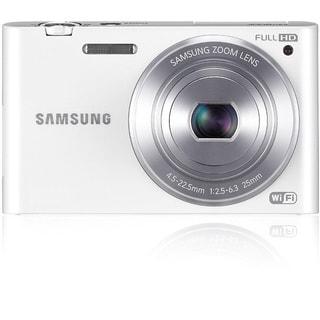 Samsung MV900 16.3 Megapixel Compact Camera - White