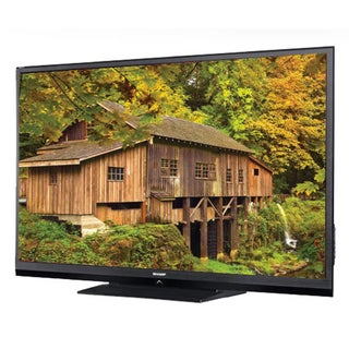 "Sharp AQUOS LC60C6400U 60"" 1080p LED TV with WiFi and Smart TV (Refurbished)"