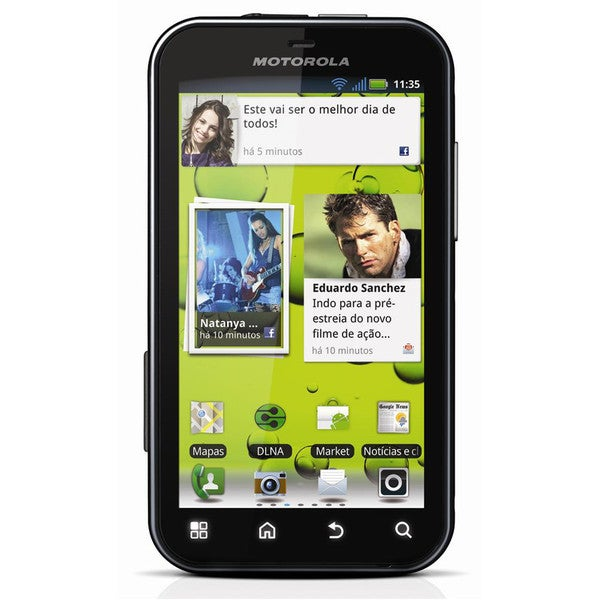 Motorola Defy+ GSM Unlocked Android Cell Phone