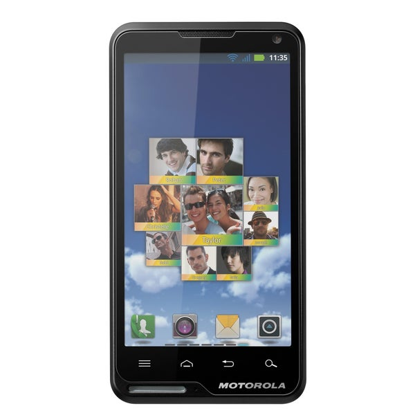 Motorola MOTOLUXE GSM Unlocked Android Cell Phone