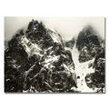 Beata Czyzowska 'Smokey Mountains' Canvas Art