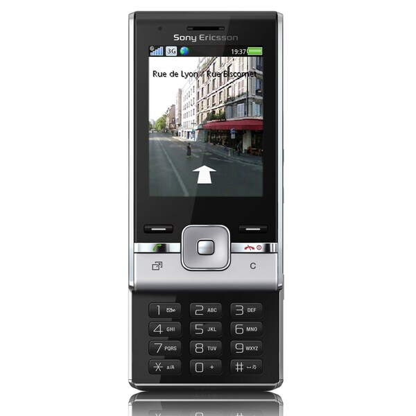 Sony Ericsson T715 GSM Unlocked Cell Phone