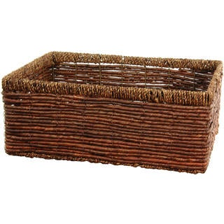 Hand Woven Space Saver Basket Set (China)
