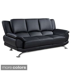 U9908 Bonded Leather Sofa