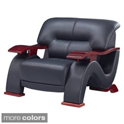Global Furniture Bonded Leather Chair