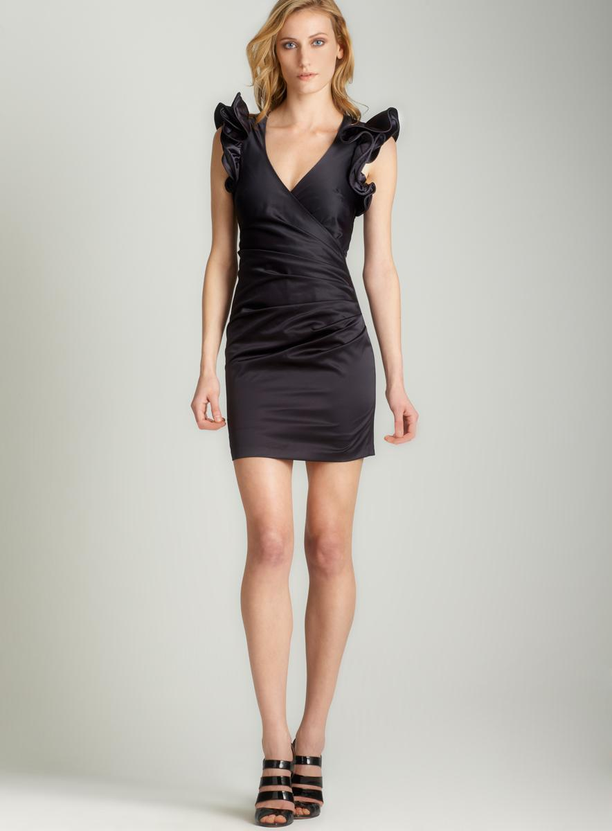 French Connection Smooth maneuver vnk dress