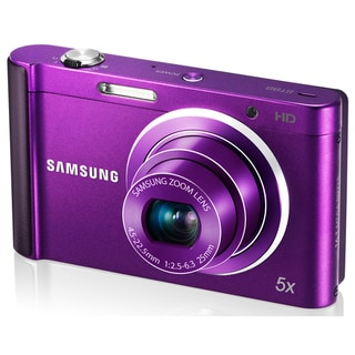 Samsung ST88 16.1MP Purple Digital Camera