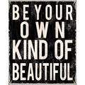 Louis Carey 'Be Your Own Kind' Paper Print (Unframed)