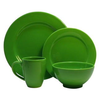 Waechtersbach Fun Factory Green Apple 16-piece Place Setting