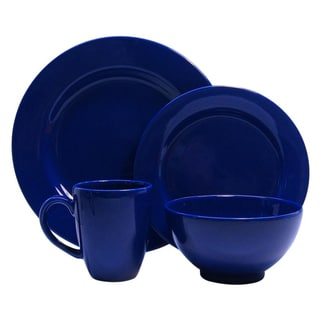 Waechtersbach Fun Factory Royal Blue 16-piece Place Setting