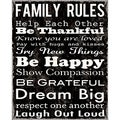 Louise Carey 'Family Rules II' Paper Print (Unframed)