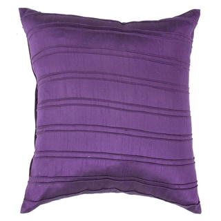 JRCPL Pink/ Purple Square Pillows (Set of 2)