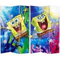 SpongeBob SquarePants 6-foot Canvas Room Divider