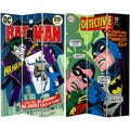 DC Comics Batman/ The Joker 6-foot Canvas Room Divider