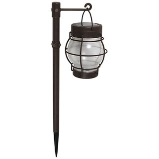 malibu 4 piece daybreak solar pathway lights overstock