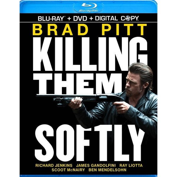 Killing Them Softly (Blu-ray/DVD) 10510046