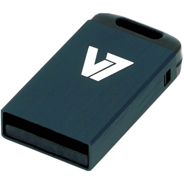 V7 8GB Black Nano USB Flash Drive