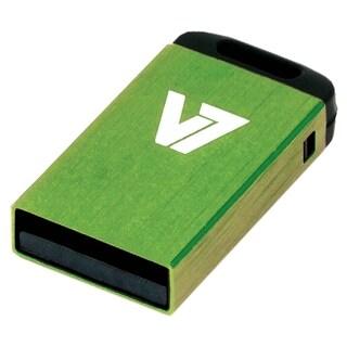 V7 16GB Green Nano USB Flash Drive