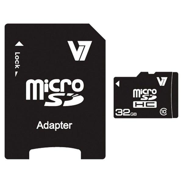 V7 32 GB microSD High Capacity (microSDHC)