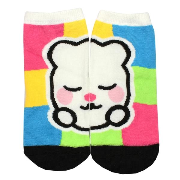 Angelina Creative Fun Design Ankle Socks