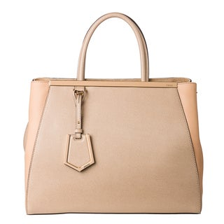 Fendi 8BH250 00D7E F0HUZ Medium 2Jours Shopper Bag