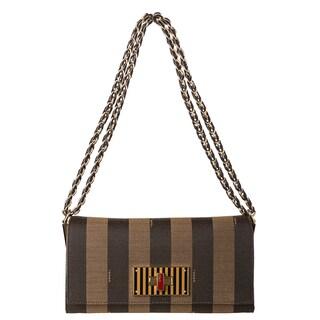 Fendi 8BT204 00G15 F0TWL Claudia Pequin Small Shoulder Bag