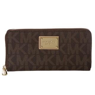 MICHAEL Michael Kors 32S12JSZ3B 200 Continental Logo Wallet