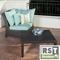 RST Outdoor Bliss Corner Section and Coffee Table Patio Furniture Set