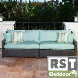 RST Outdoor Bliss Patio Furniture Sofa