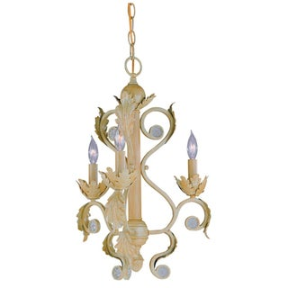 Winslow 3-light Champagne Mini Chandelier