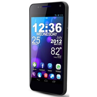 BLU Vivo 4.3 GSM Unlocked Dual SIM Android Cell Phone