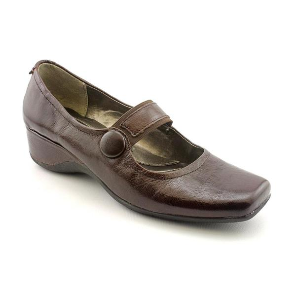Naturalizer Women's 'Gable' Leather Dress Shoes (Size 7.5)