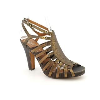 Donald J Pliner Women's 'Varang' Leather Sandals (Size 9.5)