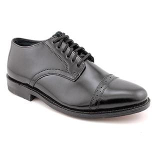 Executive Imperials Men's 'Dress Oxford' Leather Dress Shoes (Size 13)