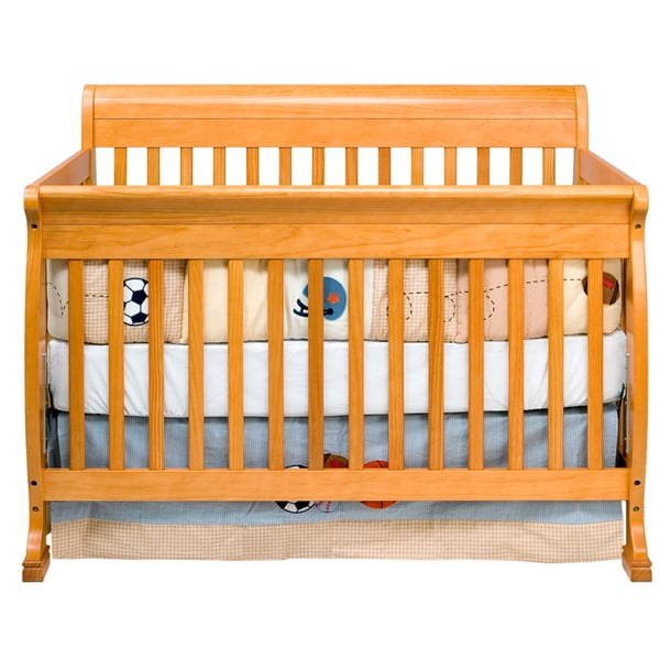 Cadence 4-in-1 Convertible Crib with Toddler Rail