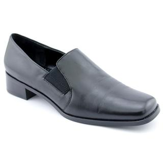 Trotters Women's 'Ash' Leather Dress Shoes - Extra Wide (Size 12)