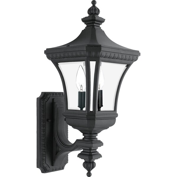 Quoizel Devon Small Two-Light Wall Lantern