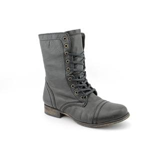 Steve Madden Women's 'Troopa' Leather Boots (Size 7.5)