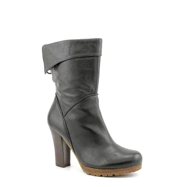 Biviel Women's 'BV2789' Leather Boots (Size 10)
