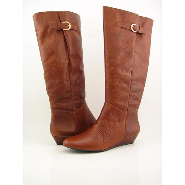 Steven Steve Madden Women's 'Intyce' Leather Boots (Size 8)