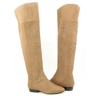 Kelsi Dagger Women's 'Charmer' Animal Print Boots (Size 6)
