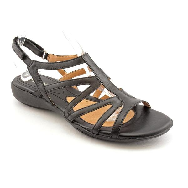 Naturalizer Women's 'Clim' Leather Sandals - Narrow (Size 8)