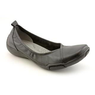 Auditions Women's 'Hillcrest' Leather Casual Shoes - Wide (Size 7.5)