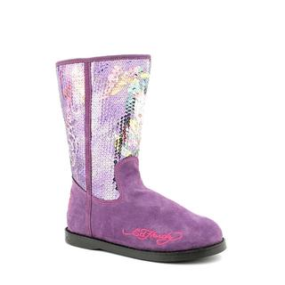 Ed Hardy Women's 'BS Iceland Boot' Regular Suede Boots (Size 7)